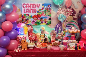 Image of Candy Land Theme