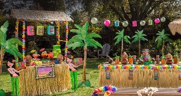 Image of Hawaiian Theme