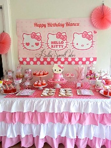 Image of Hello Kitty Theme