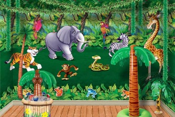 Image of Jungle Theme