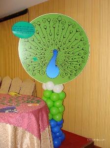 Image of Krishna Theme