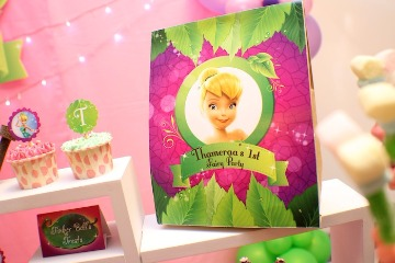 Tinkerbell Theme Party Birthday Packages Venuemonk