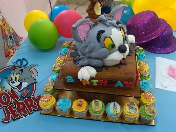 Image of Tom & Jerry Theme