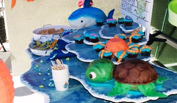 Image of Underwater Theme
