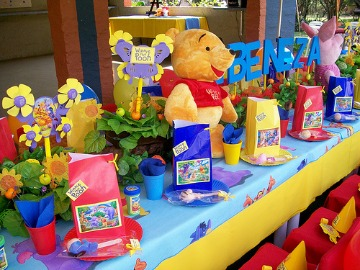 Image of Winnie The Pooh Theme