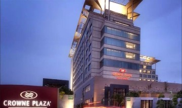 Image of New Year Party with Crowne Plaza Gurgaon Sector 29