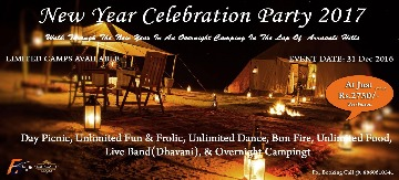 Image of New Year Party At Lohagarh Farms Sohna Road