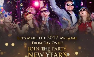 Image of New Year Party with Palmyra - The Bristol Hotel DLF Phase 1